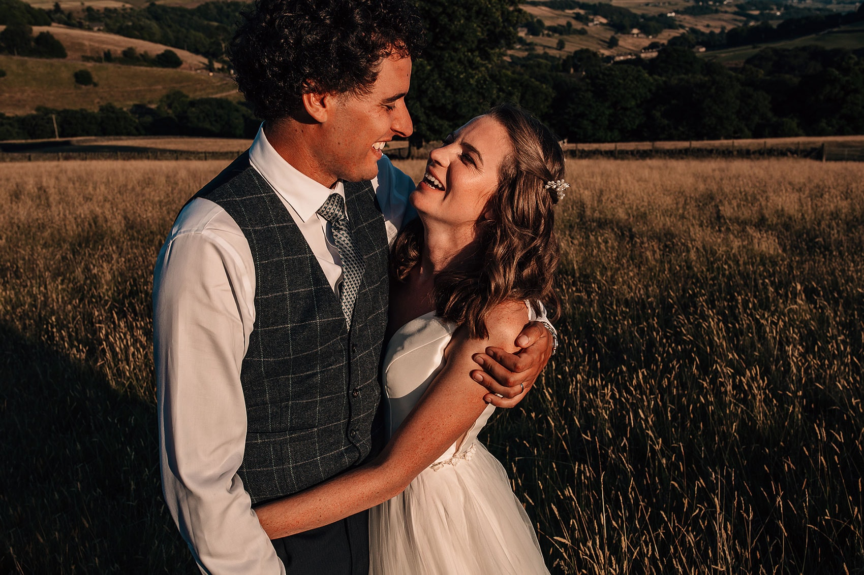 adventurous couples Yorkshire photography outdoor wedding
