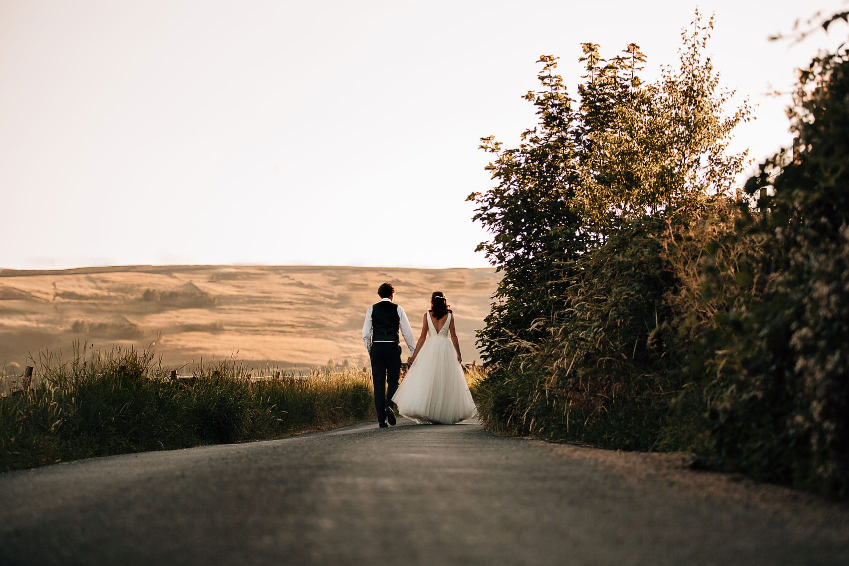 adventurous wedding photography Yorkshire