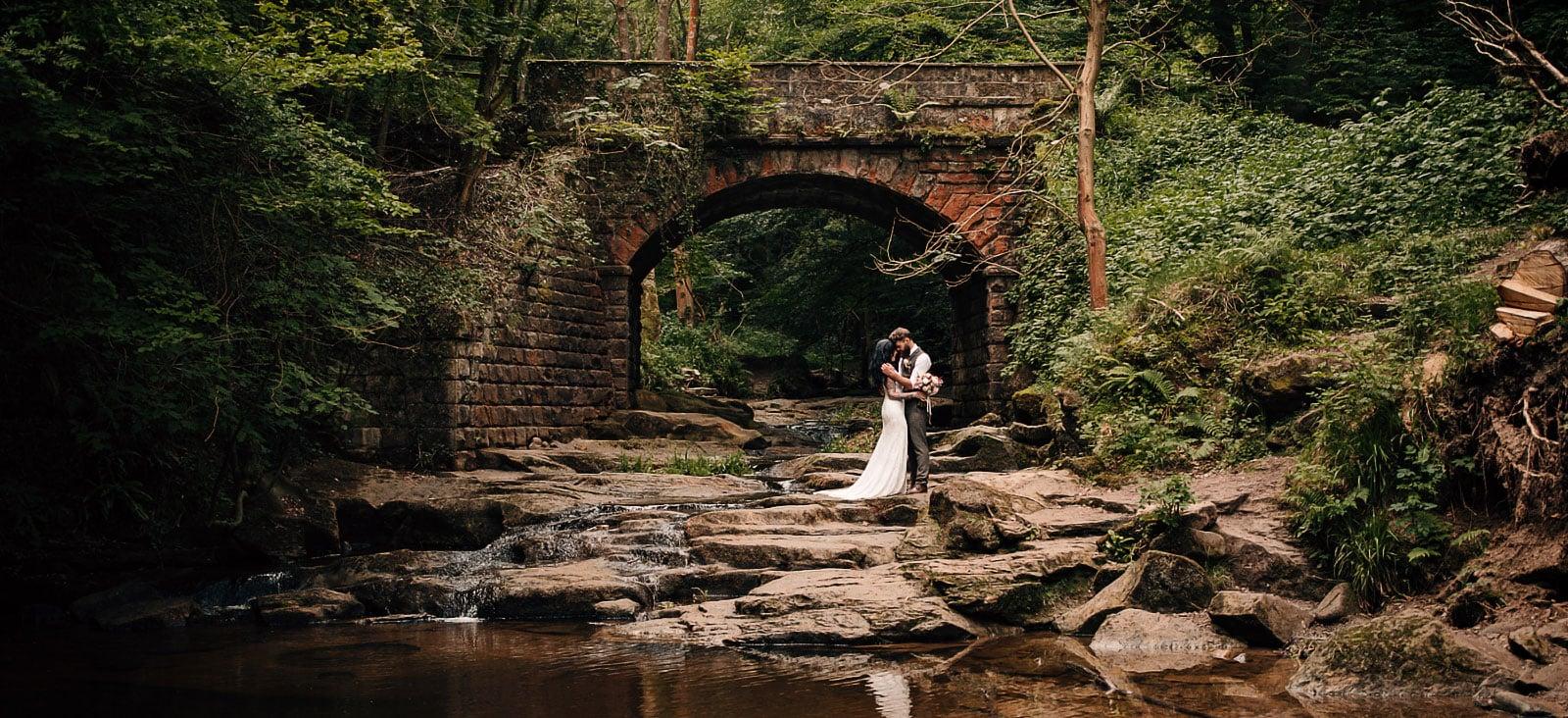 Woodland Wedding Photography – Yorkshire