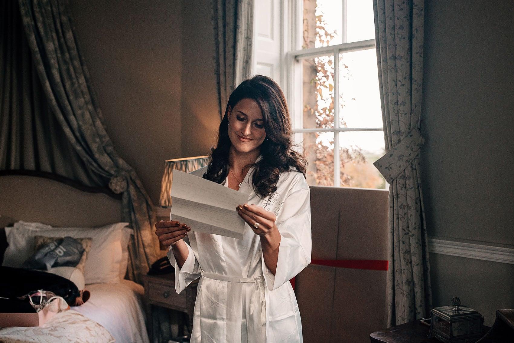 bride photography Middleton Lodge Hotel
