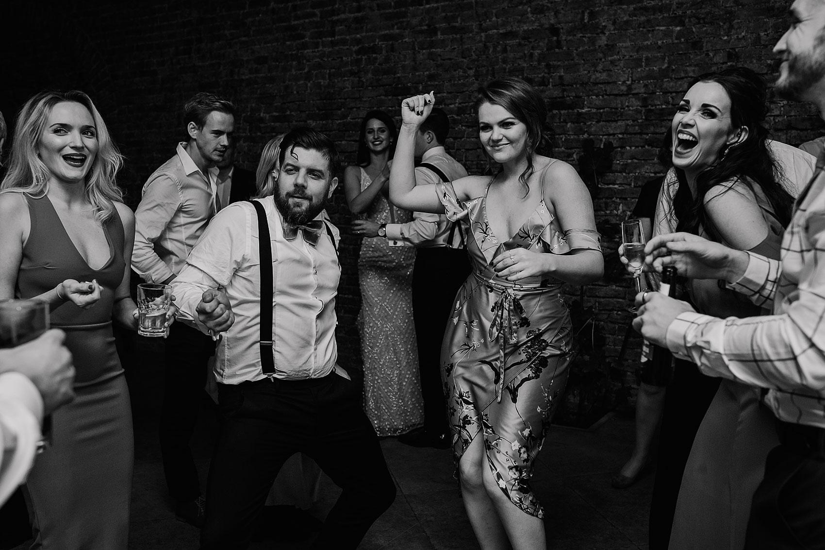 Gatsby style wedding photography Middleton Lodge