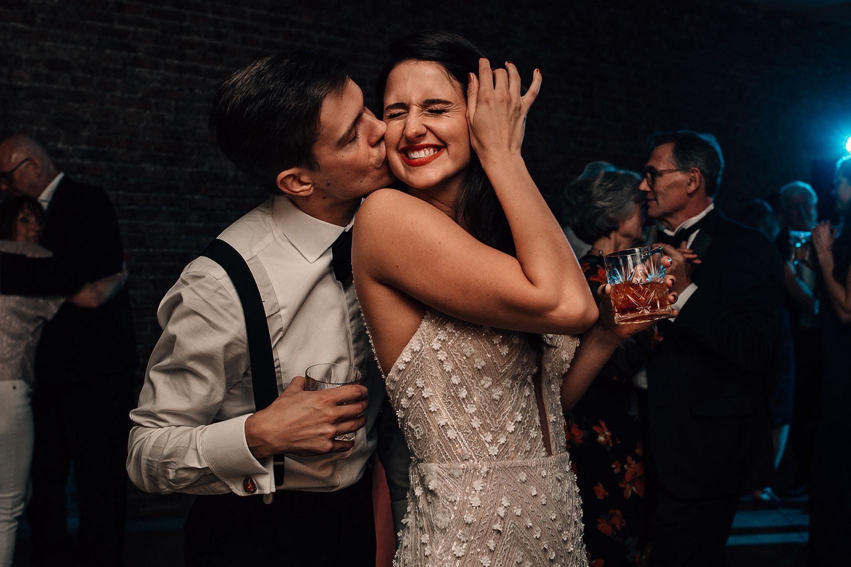 Great Gatsby style wedding photography