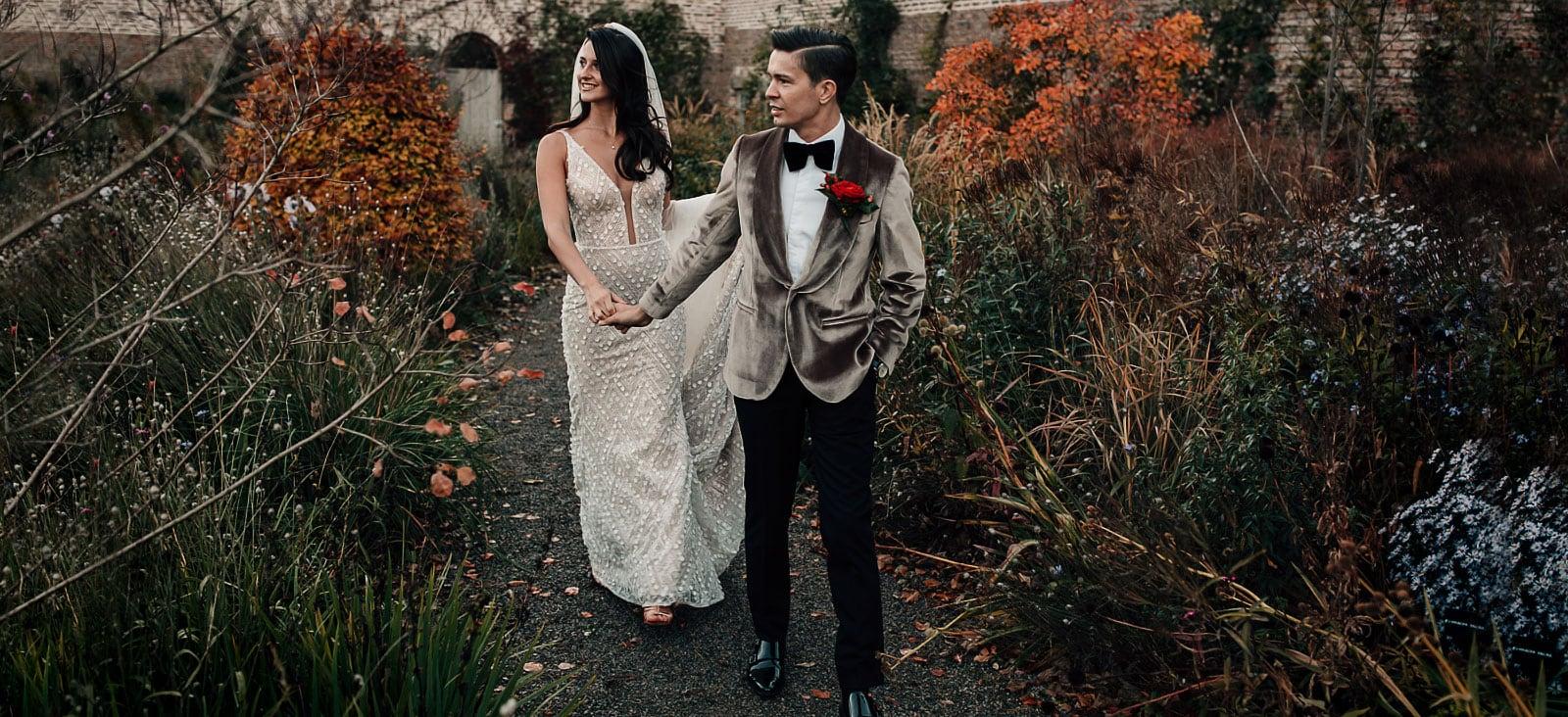 Hollywood Style Wedding – Middleton Lodge