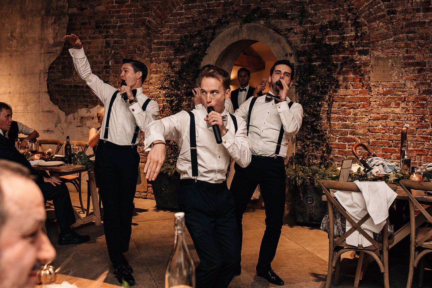 Middleton Lodge Hollywood style show wedding photography