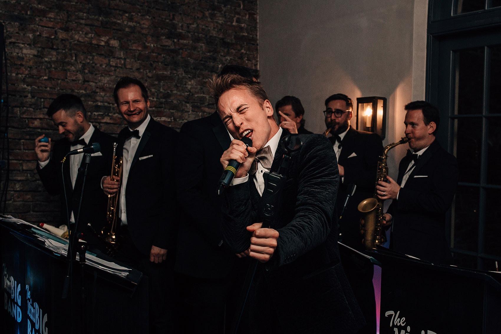 Middleton Lodge Yorkshire wedding dance-floor photography