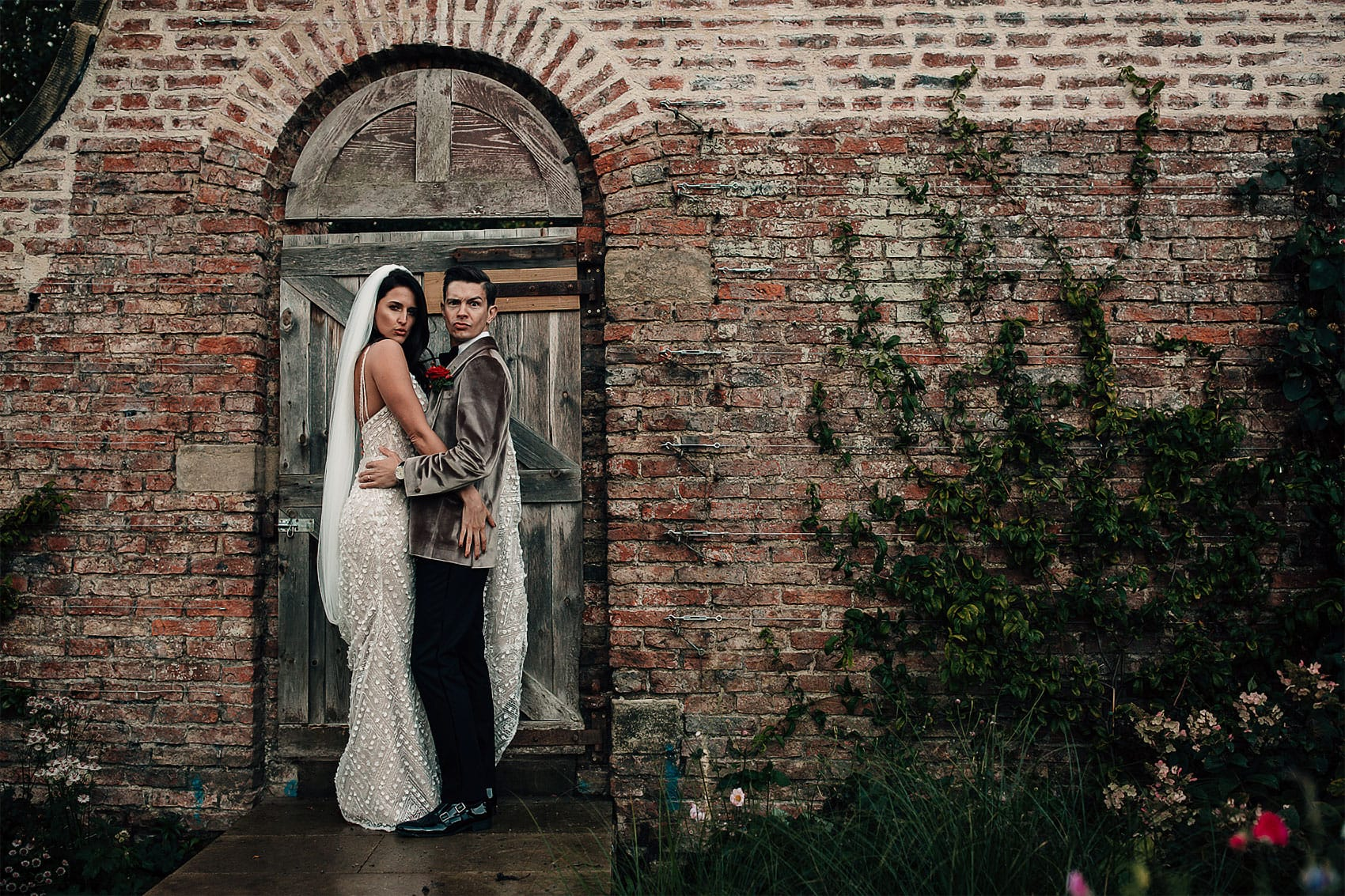 Yorkshire Hollywood style wedding