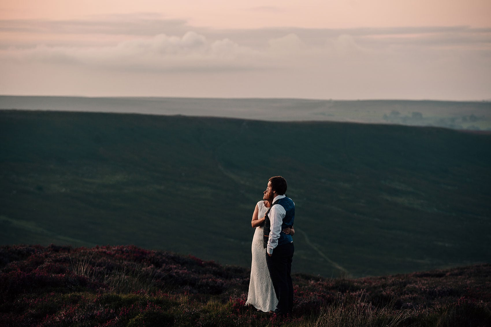 adventure photography home farm Yorkshire wedding