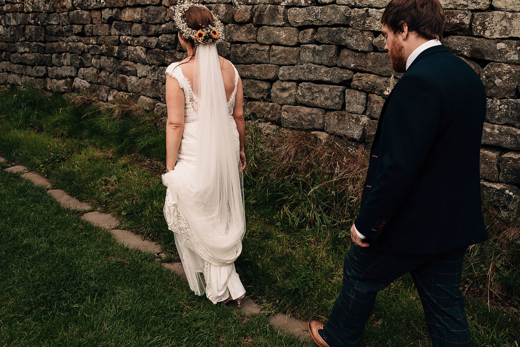 adventurous Yorkshire wedding photography