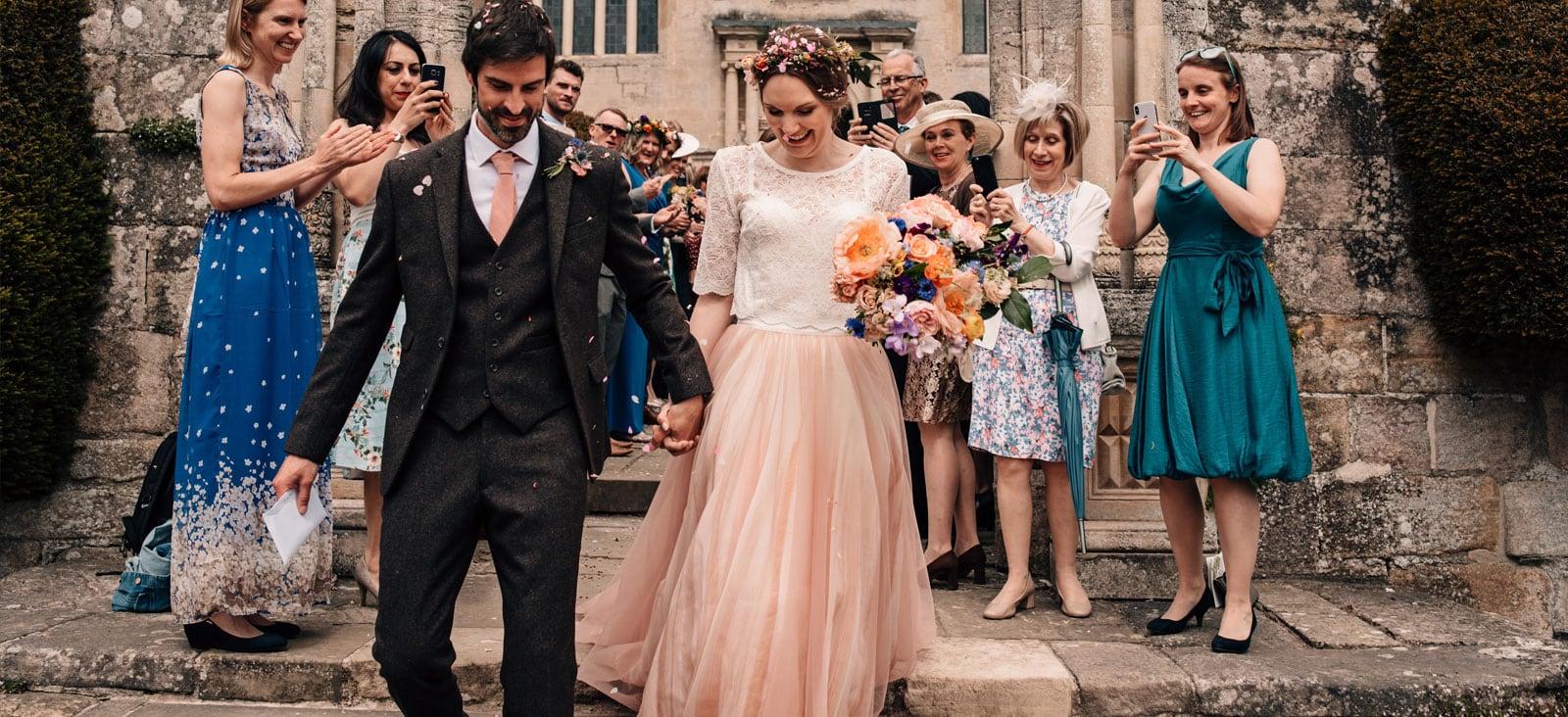 Festival Style Wedding – Harrogate