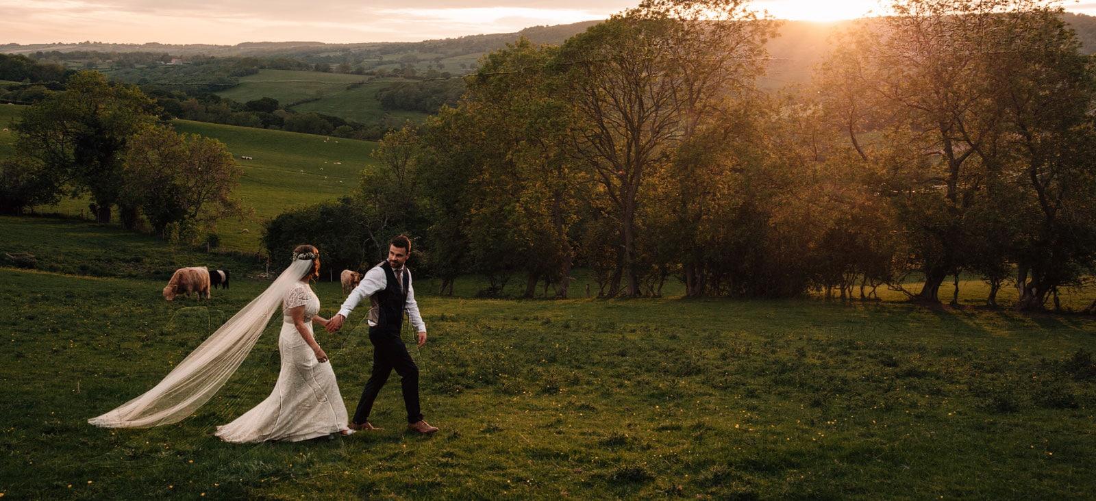 Garden Marquee Wedding Photography