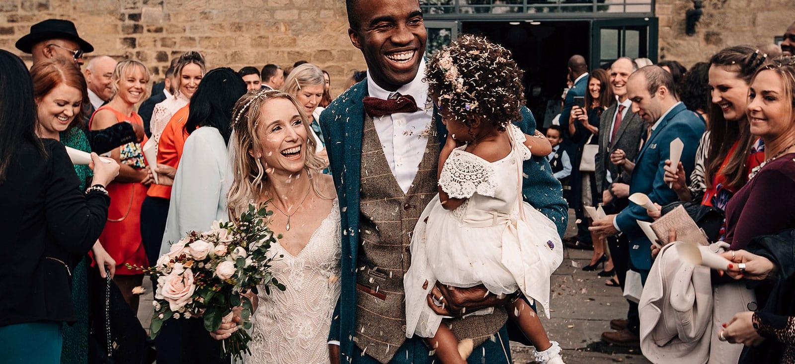 Wedding Photography at Wharfedale Grange – Yorkshire