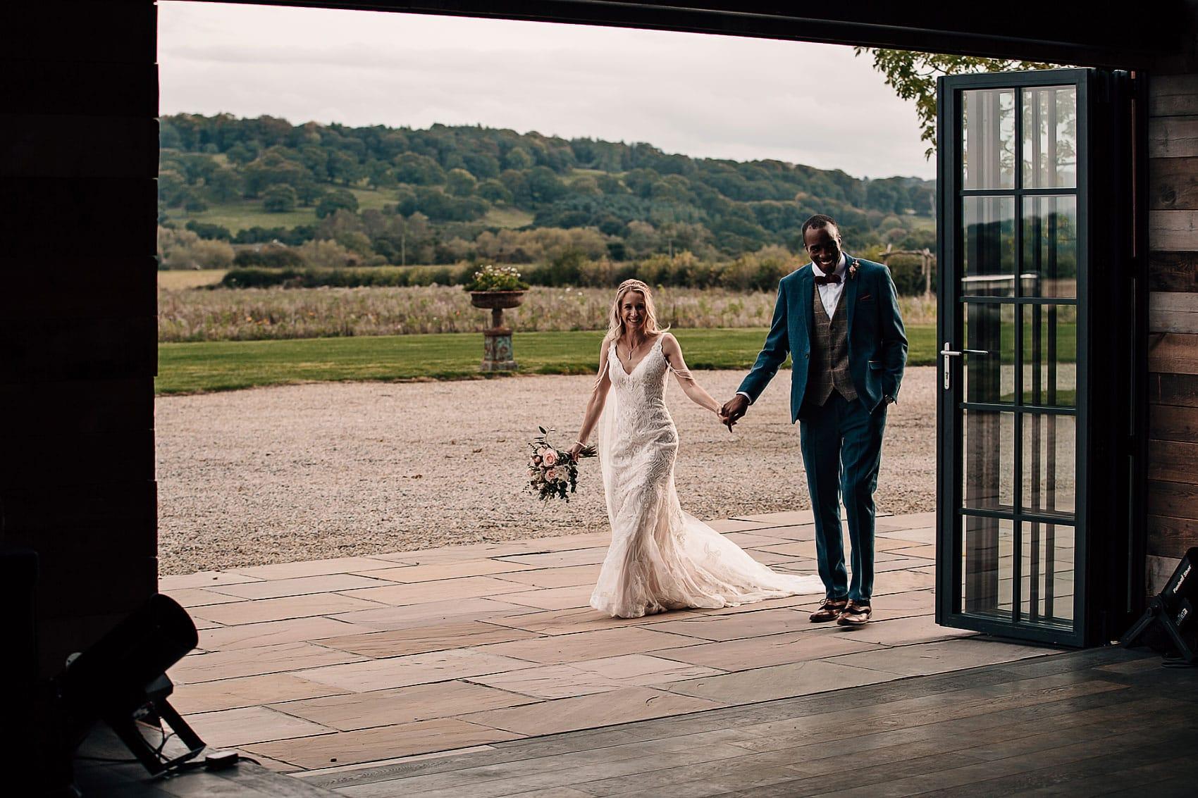 Wharfedale Grange ethereal wedding photography