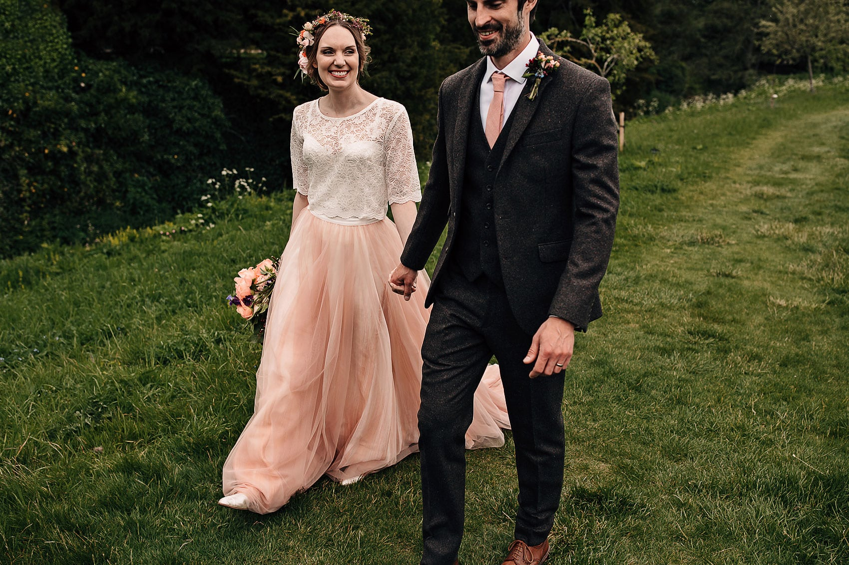 Yorkshire photography outdoor wedding
