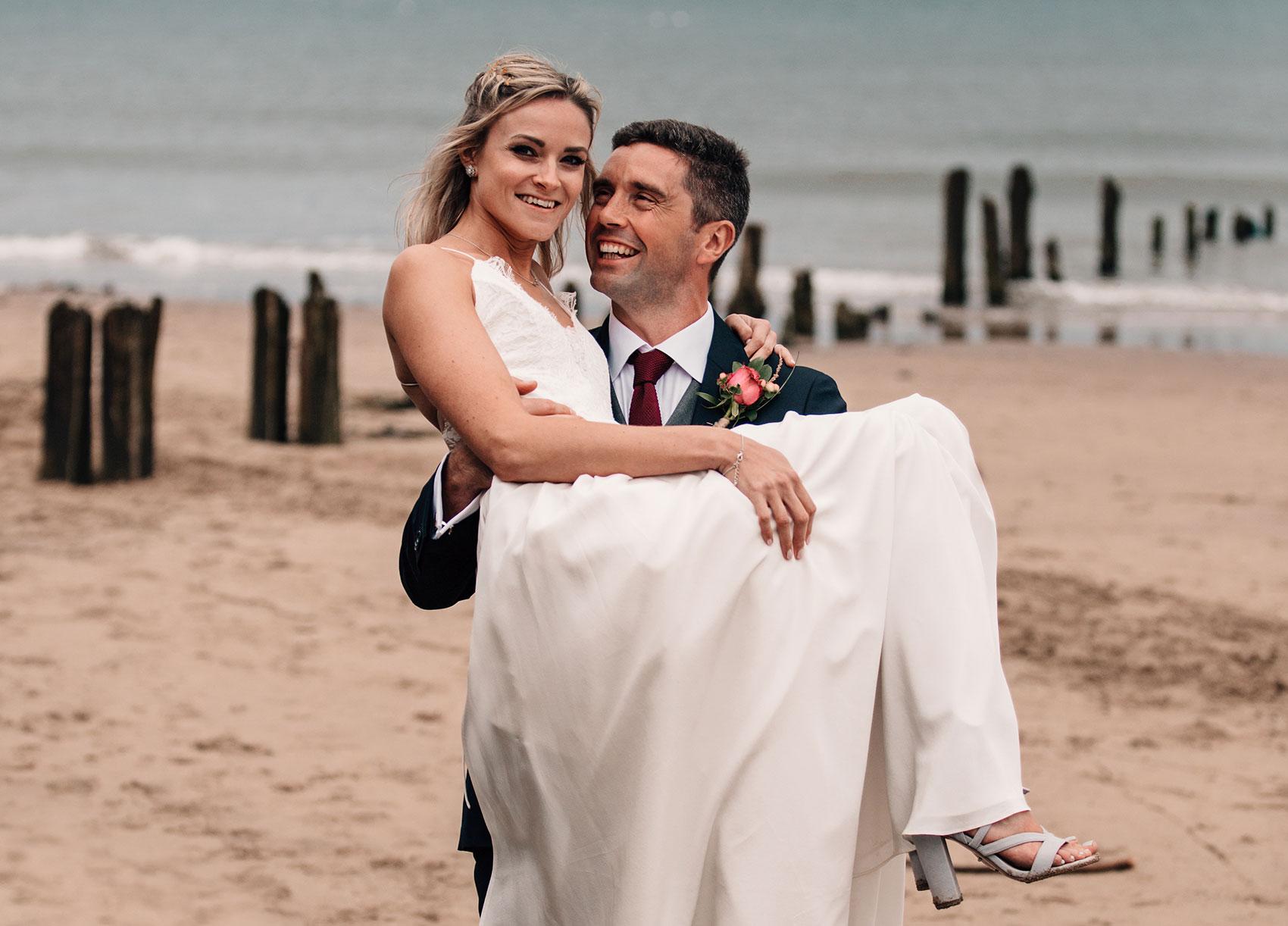 adventure wedding Yorkshire