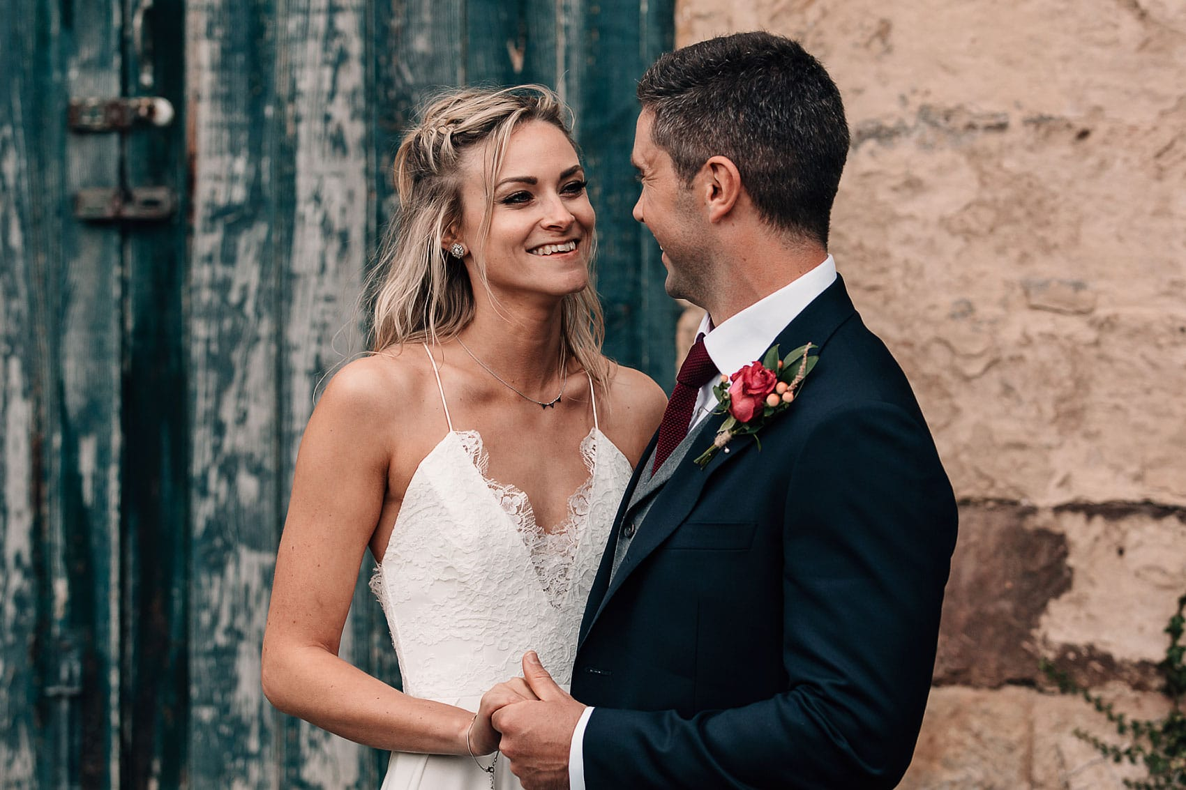 bohemian bride wedding photography