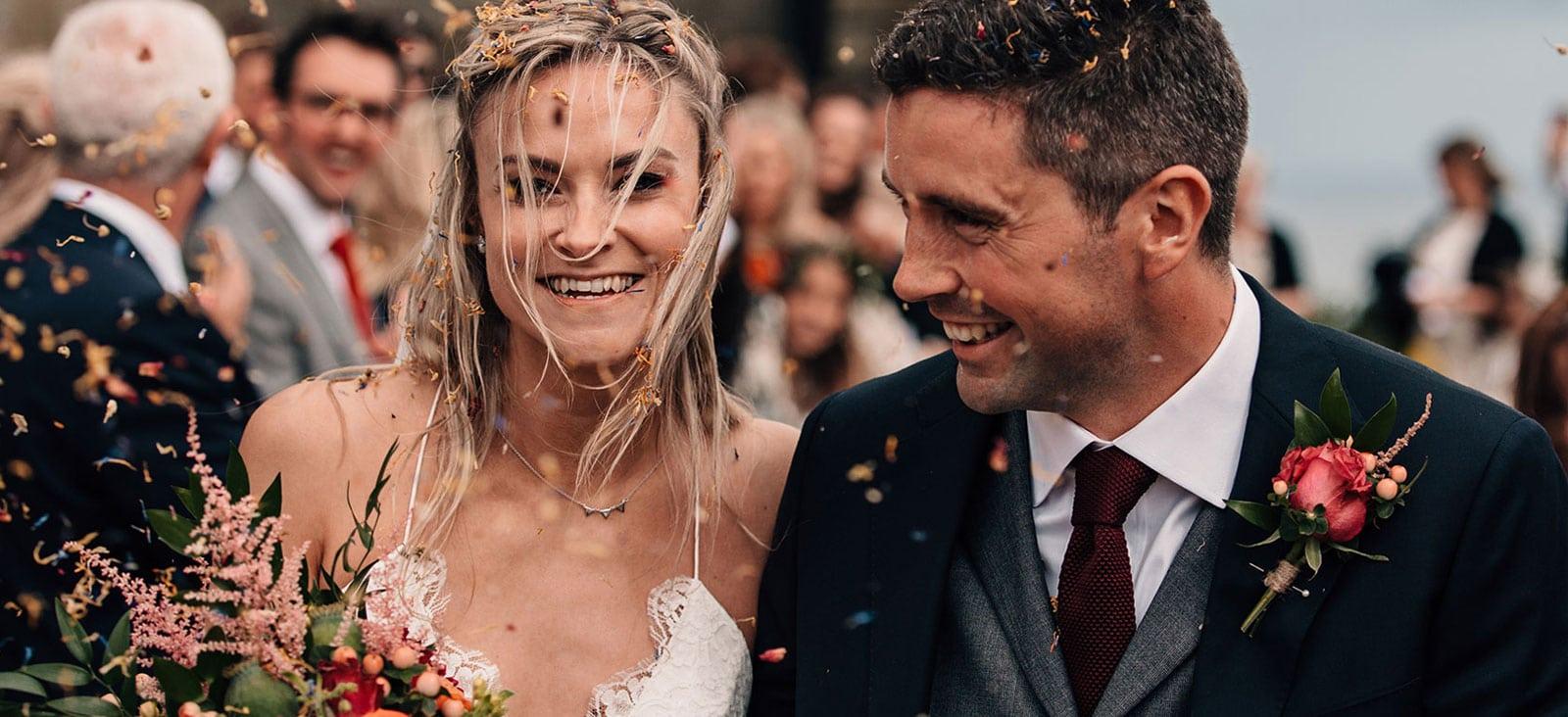 Beach Wedding Photography – Yorkshire
