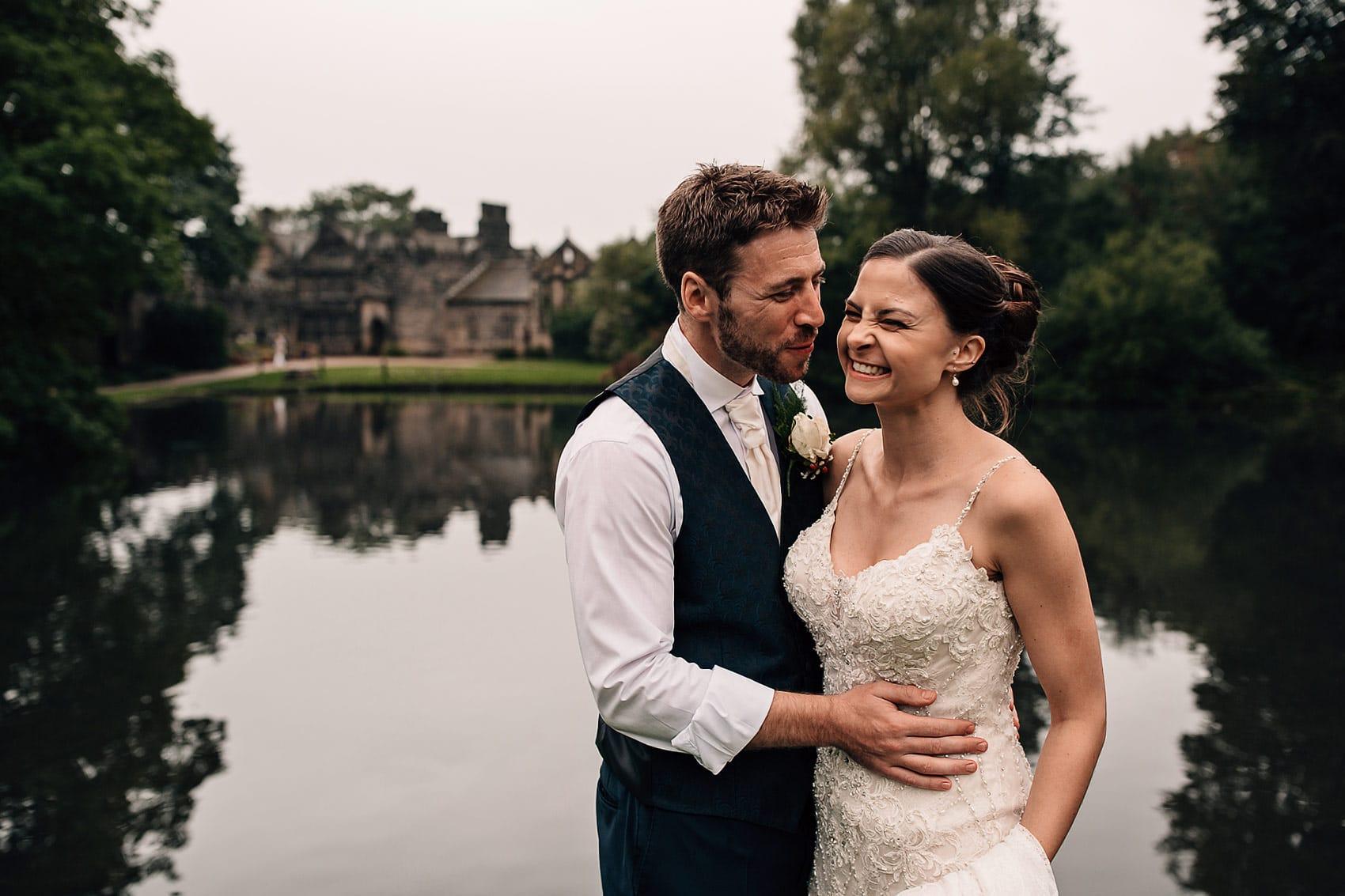 strapped beaded wedding dress inspiration