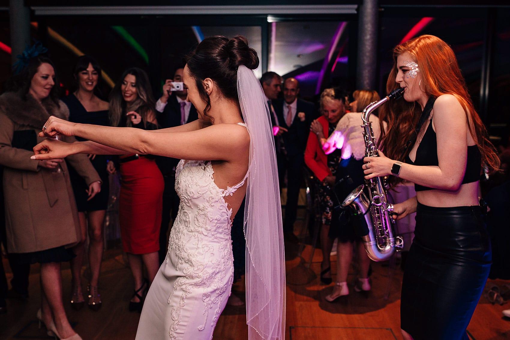 modern wedding dress inspiration