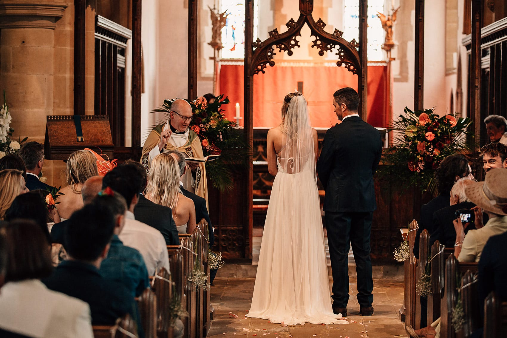 church wedding dress cathedral veil ideas