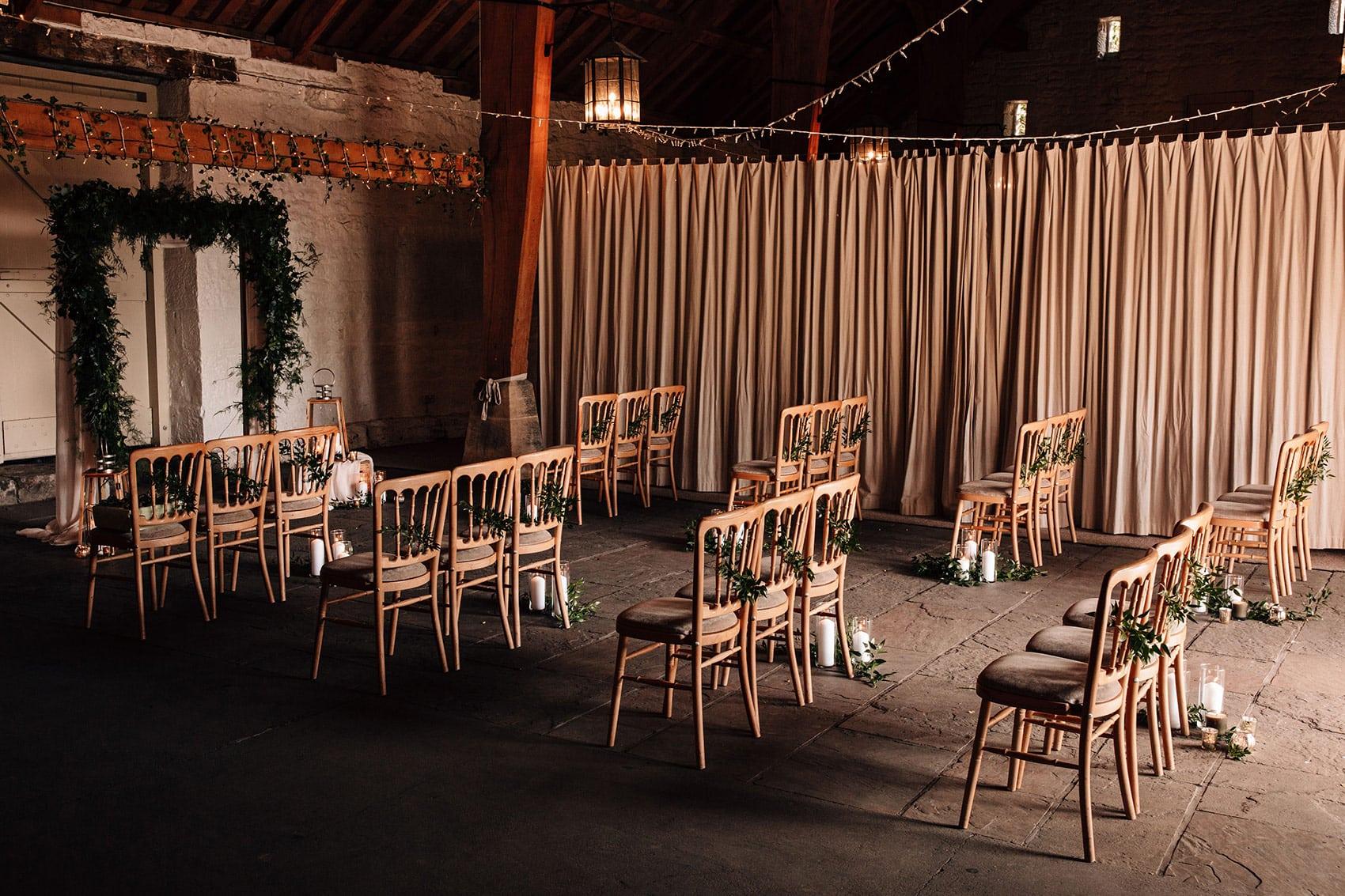 North Yorkshire micro wedding venue