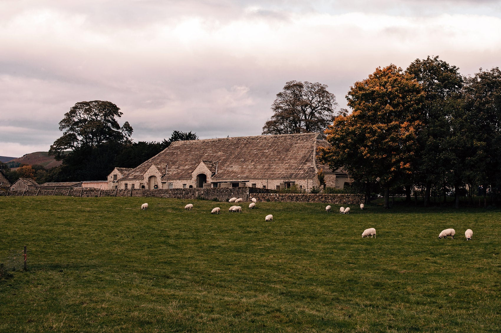 Tithe Barn Bolton Abbey small weddings