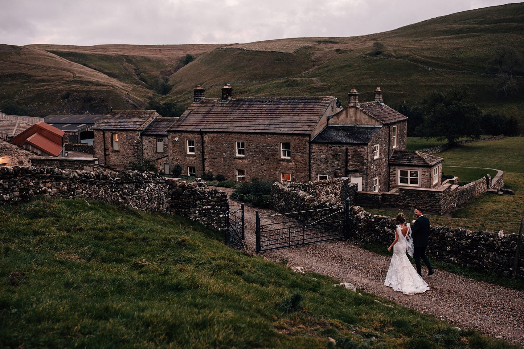 Yorkshire wedding photographer micro wedding
