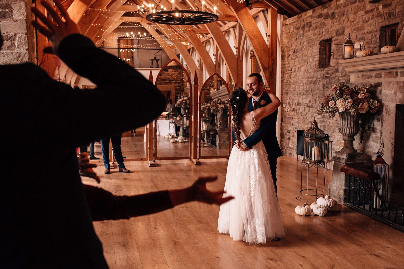micro wedding Saddle Rooms Yorkshire