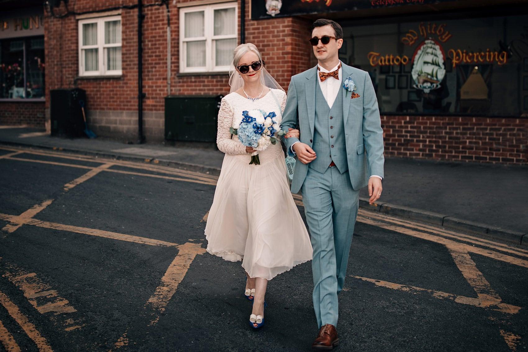 micro wedding photographer Whitby