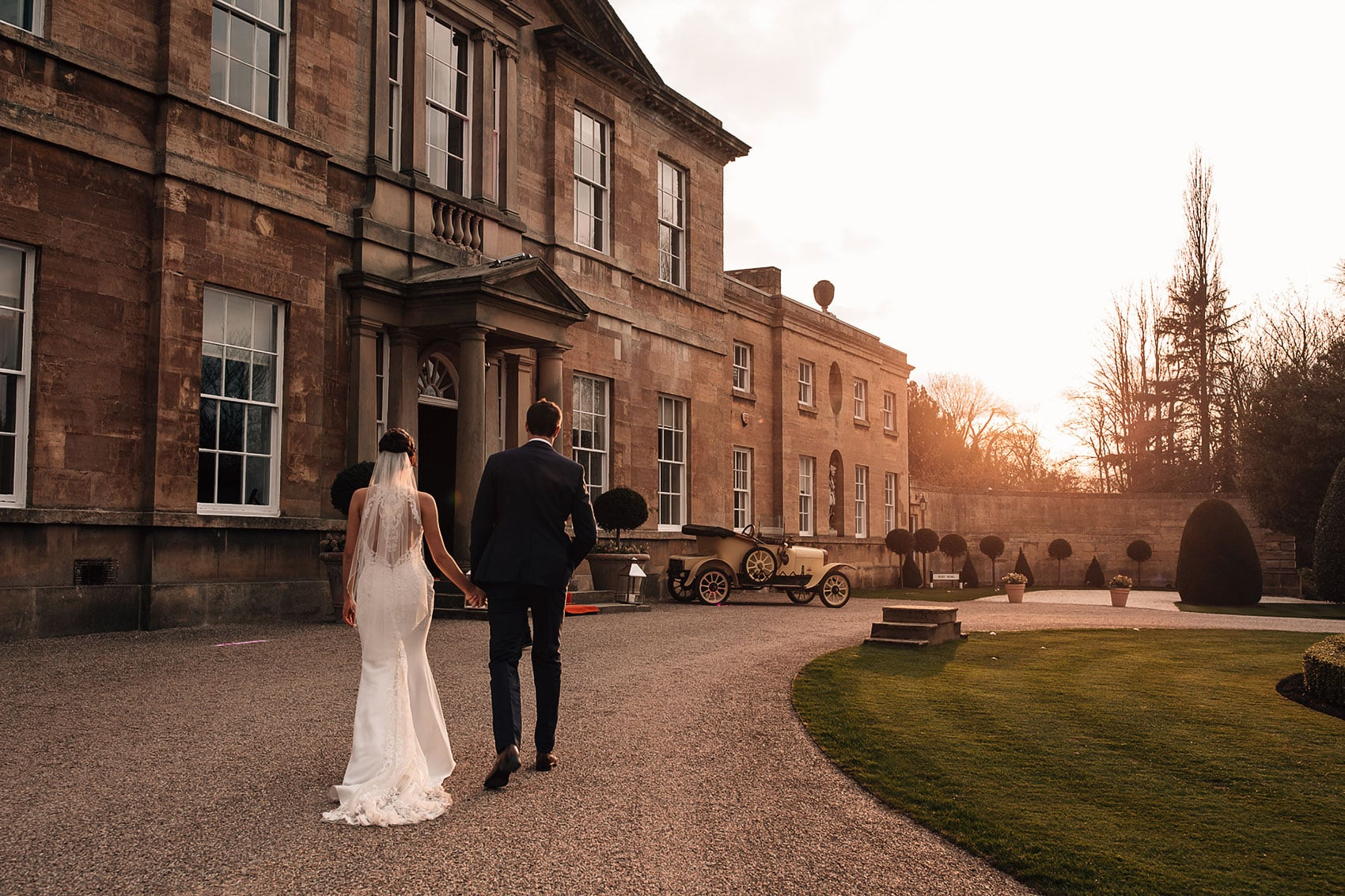 Yorkshire's best small wedding venues Bowcliffe Hall