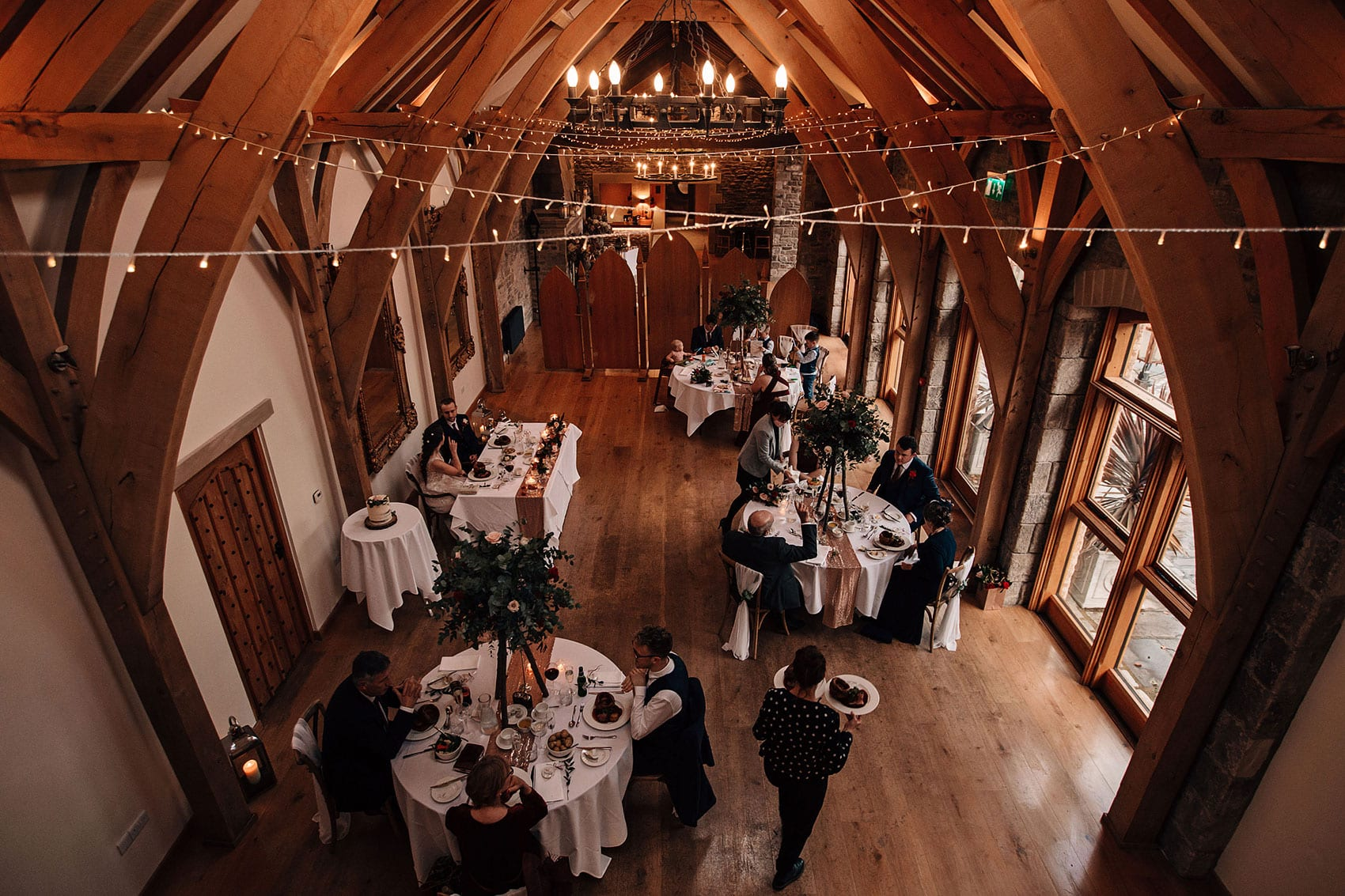 North Yorkshire micro wedding venue reception