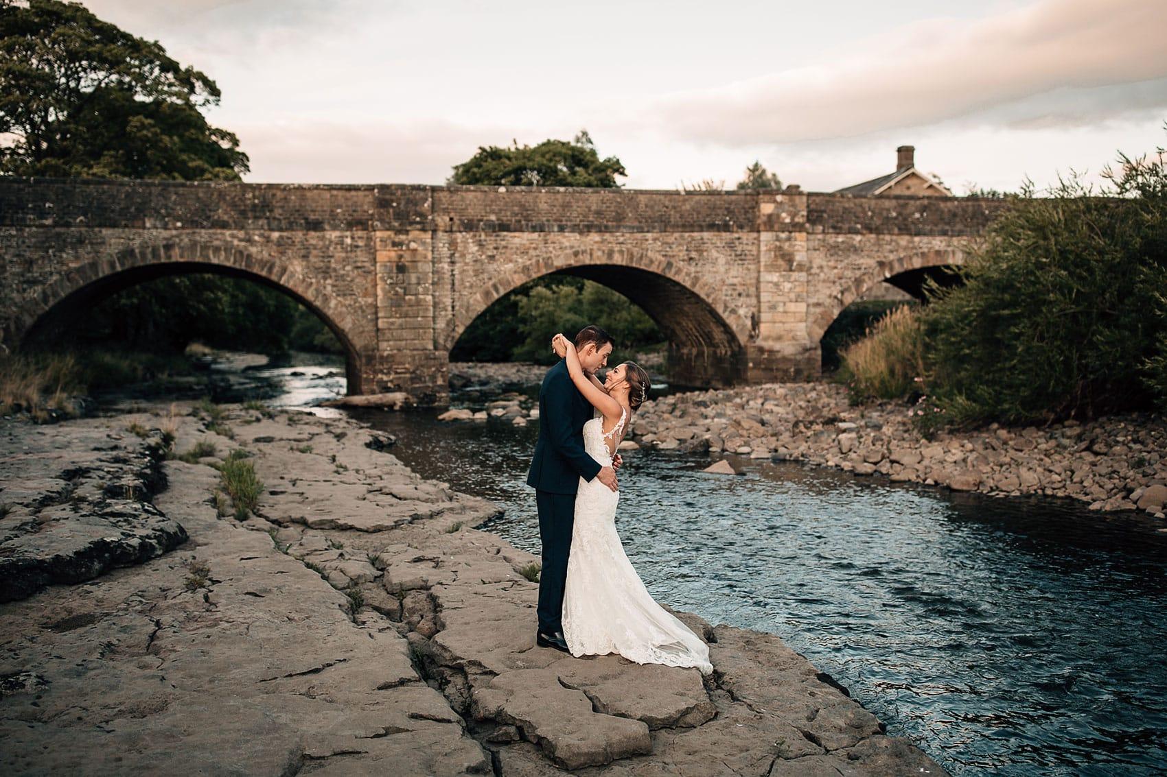 Yorkshire's best micro wedding venues Yorebridge House