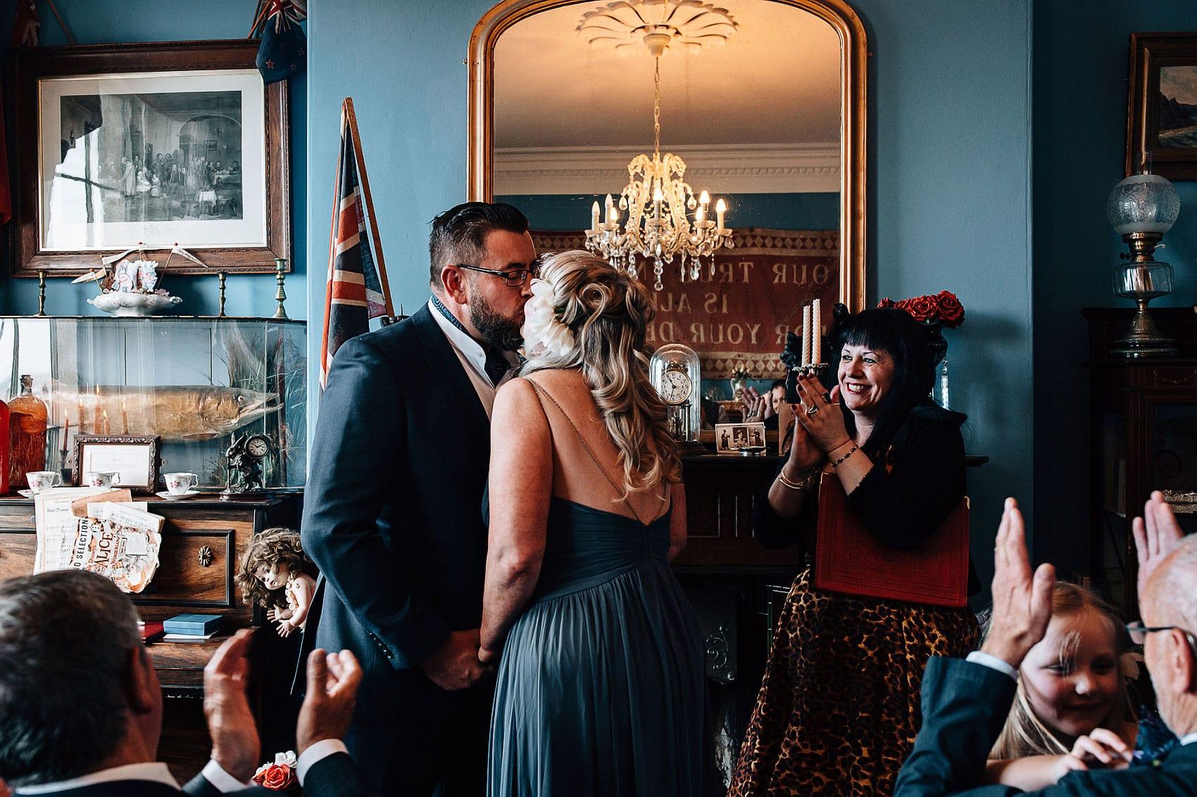 alternative wedding photography Yorkshire