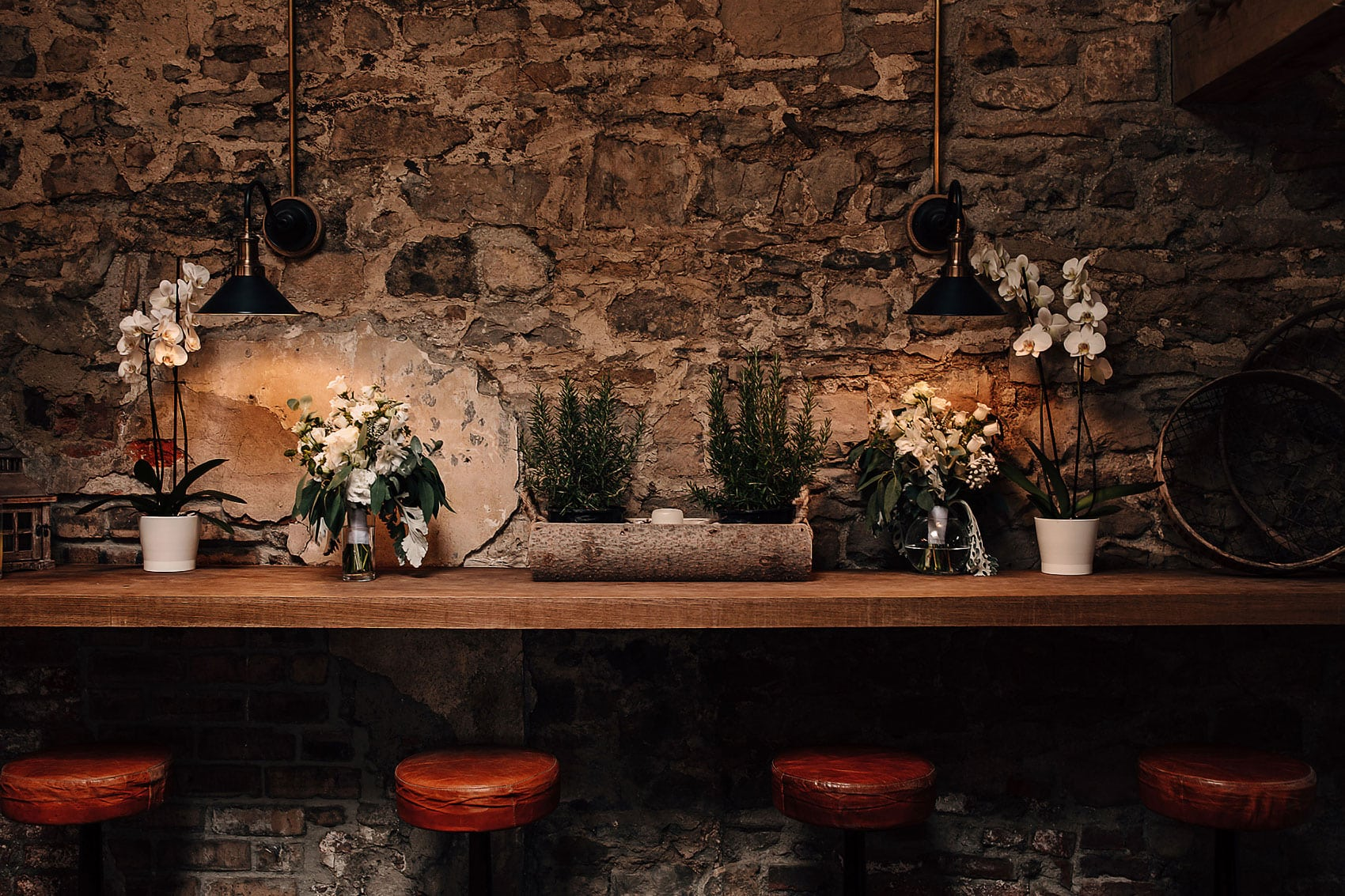 best micro wedding venues The Fig House