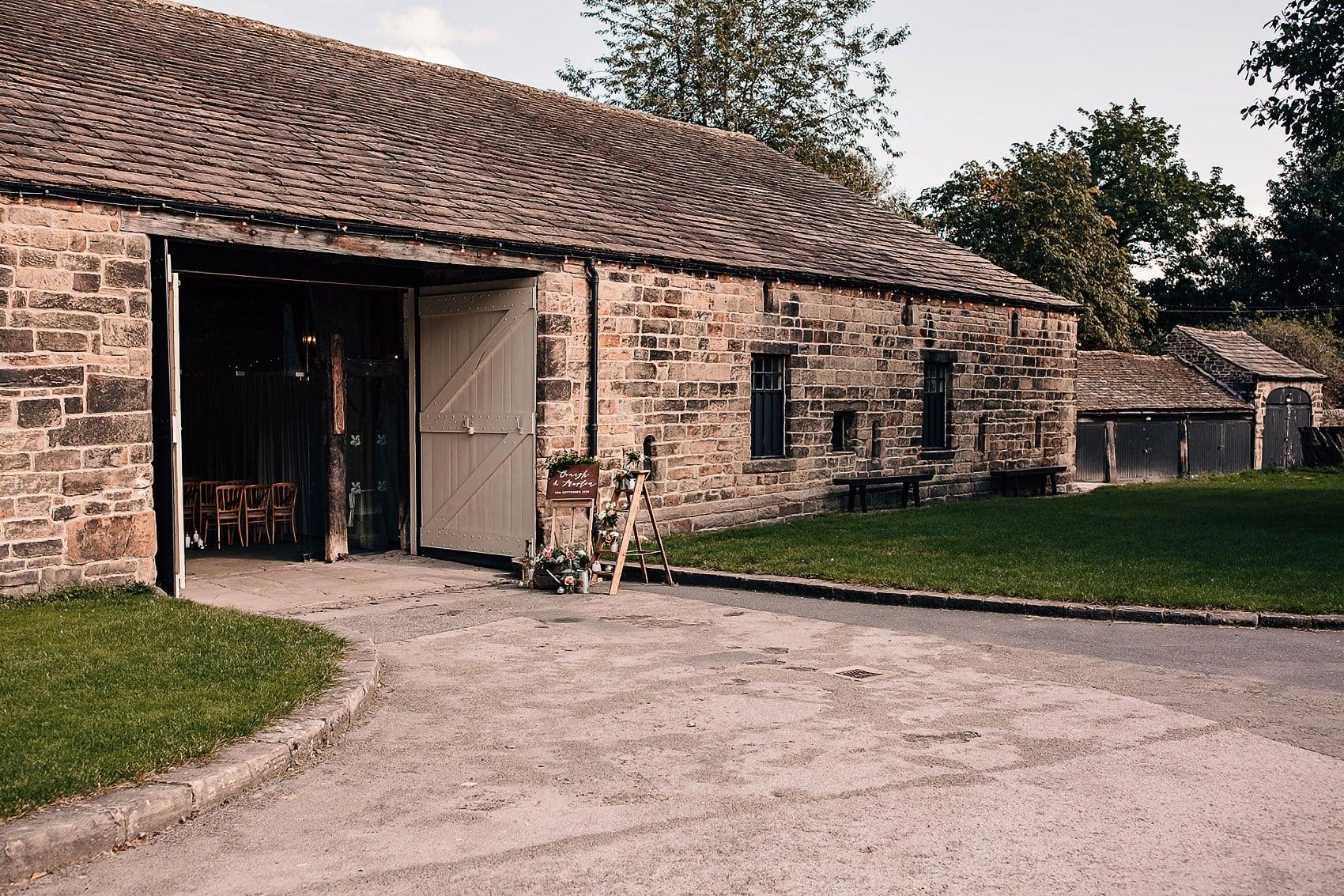 best micro wedding venues West Yorkshire