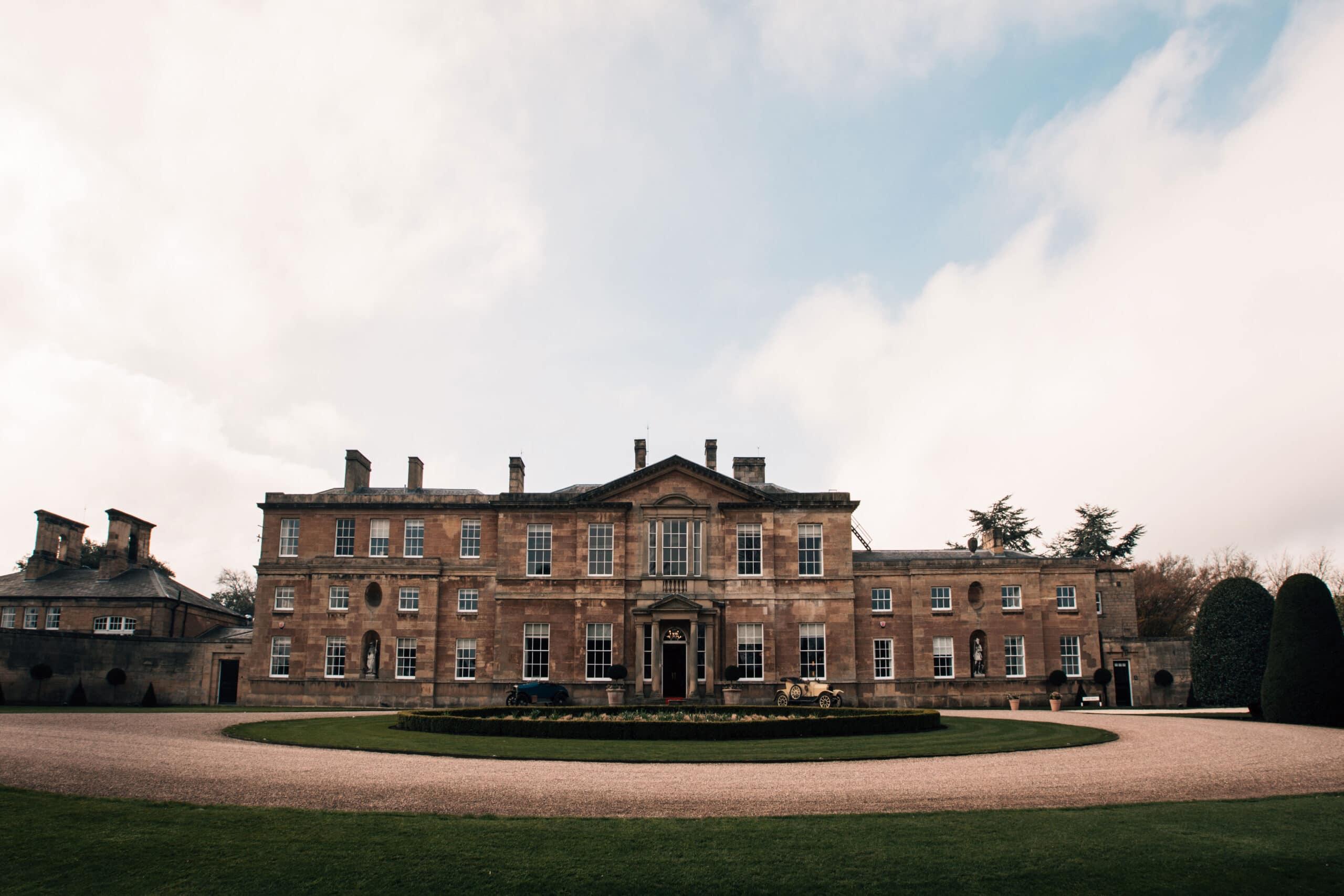 micro wedding photographer Yorkshire venue