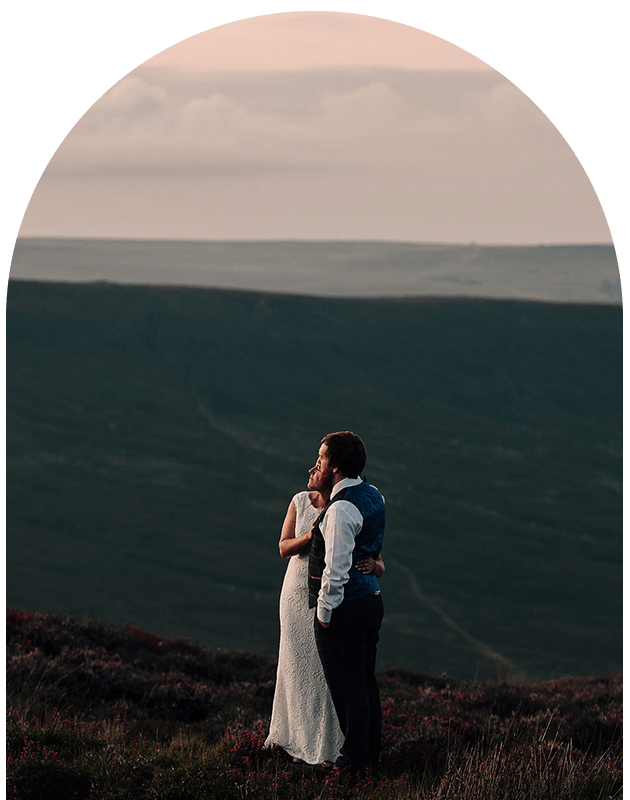 Our approach to wedding photography
